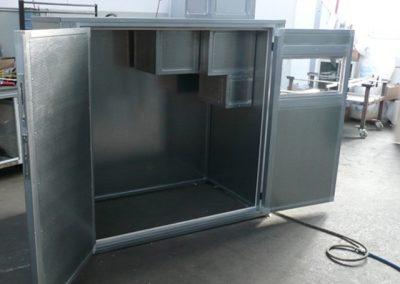 Lärmschutz für Kompressor