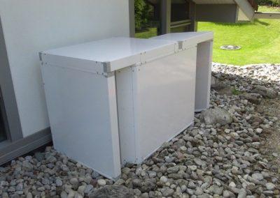 Wärmepumpe für Hausenergie